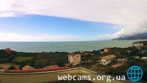 Webcam of Apartments Utjeha, Montenegro