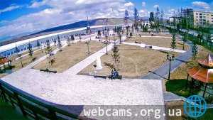Webcam in the square «Center of Asia»