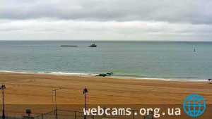 Brighton Beach PTZ webcam
