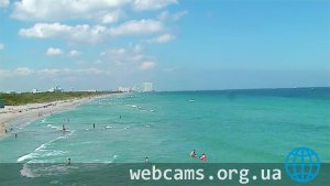 Dania Beach Pier and Beach Webcam