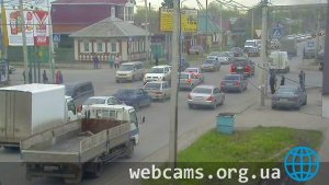 Webcam at the crossroads of Herzen and 7th North