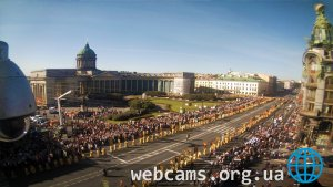 Kazan Cathedral Webcam