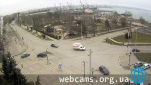 Webcam on Kirov Street