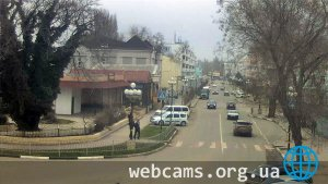Webcam on Samojlenko Street