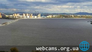 Webcam on Lenin Street, Khabarovsk city