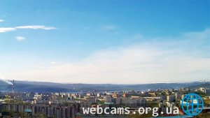 Webcam with a view of Murmansk city