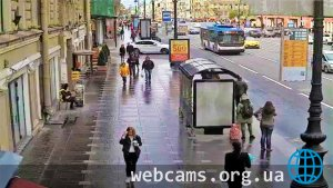 Nevsky Prospekt Webcam