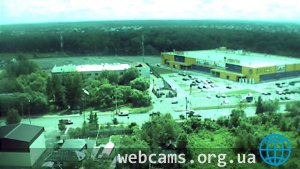 Webcam with a view of the Moscow Highway in Orel