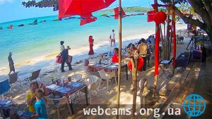 Tango Beach Resort webcam, Koh Samui, Thailand