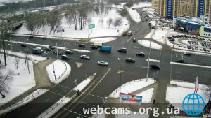 Webcam at «Dionis» shopping center in Brest